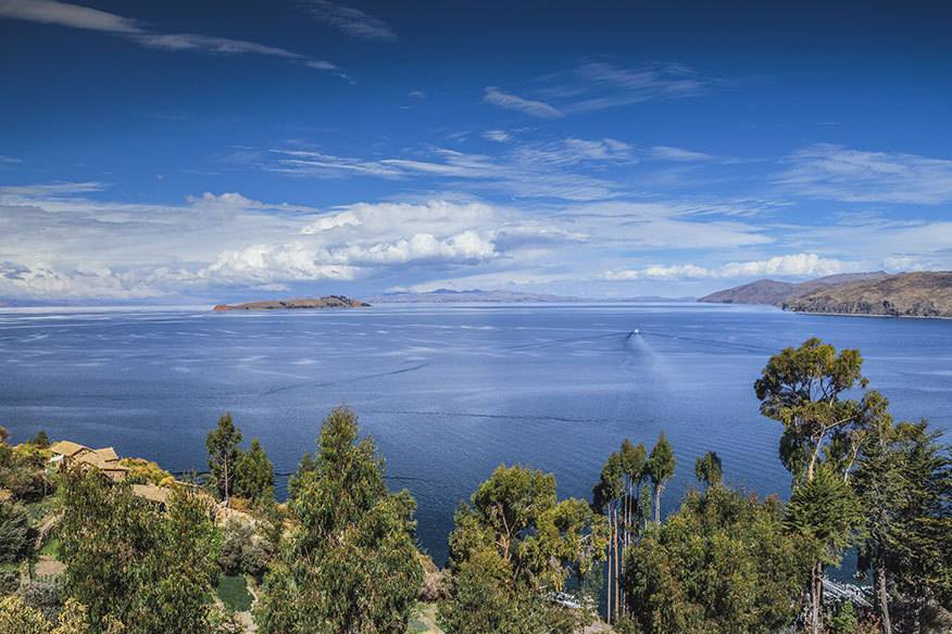 Der Titicacasee inmitten der Anden wird als Sehenswürdigkeit oft unterschätzt –für Globetrotter Torsten Johannknecht ist der See gar die wahre Top-Attraktion Südamerikas