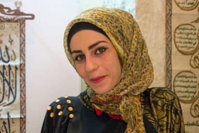 Viele Frauen in Jordanien tragen Kopftuch
