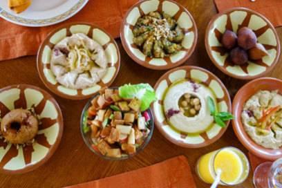 Jordaniens Küche ist vielfältig und schmackhaft
