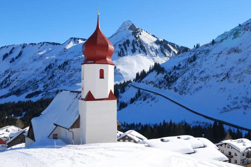 Weiße Weihnachten.10 Orte An Denen Es Fast Immer Weiße Weihnachten Gibt Travelbook
