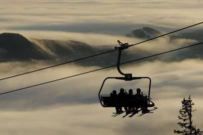 Über den Wolken: 31 Lifte gibt es im norwegischen Skigebiet Trysil