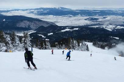 Borowez ist das älteste Skigebiet Bulgariens