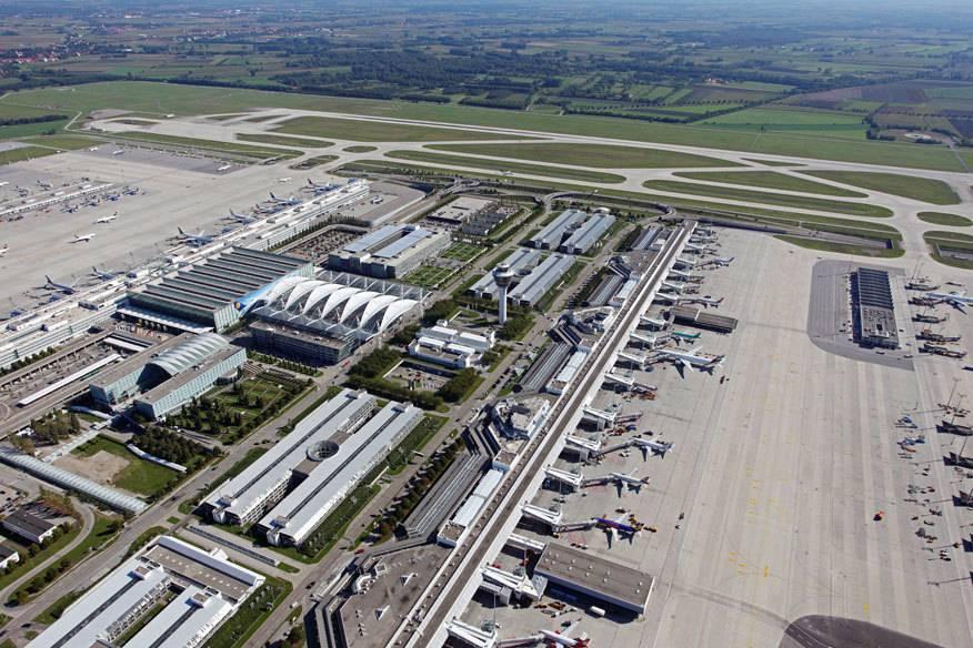 Der Flughafen München gilt laut Skytrax-Ranking als Drittbester der Welt. Doch was macht er anders?