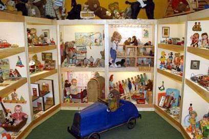 Spielzeugmuseum in Peenemünde