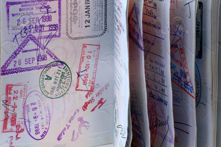 Trotz großer Reisefreiheit müssen Deutsche in einigen Ländern ein Visum beantragen