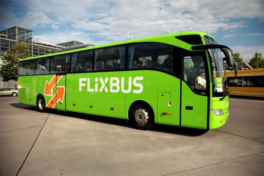 Fernbusse bieten recht flexible Möglichkeiten zum Stornieren und Umbuchen an