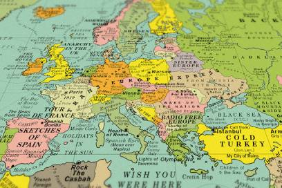 World Song Map Diese Karte Beschreibt Die Ganze Welt In Songs