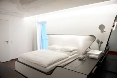 Stilsicher eingerichtet: das Hotel Q! in Berlin-Charlottenburg
