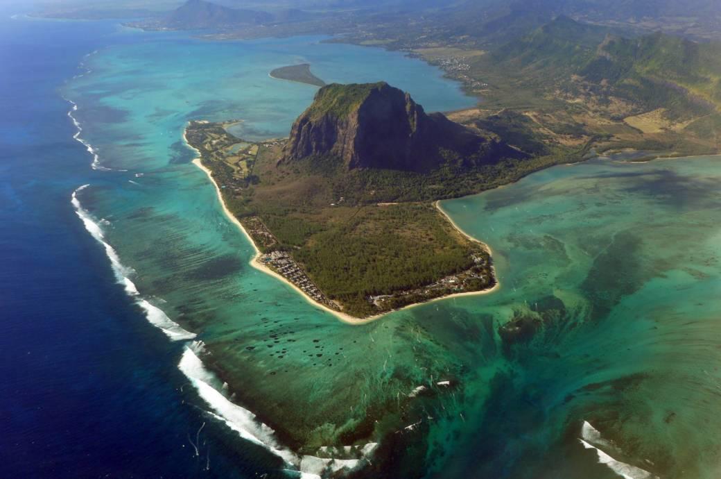 Die Trauminsel Mauritius ist vulkanischen Ursprungs und vor etwa 9 Millionen Jahren entstanden
