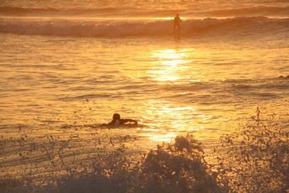 Auch für Surfbegeisterte hat Peru einiges zu bieten