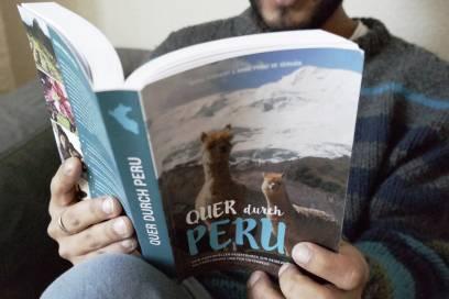 """Der Reiseführer """"Quer durch Peru"""" von Nora Teichert und Anne Prinz de Serván"""