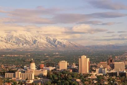 2002 fanden die Olympischen Winterspiele in Salt Lake City statt