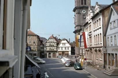 Lauterbach an der Märchenstraße