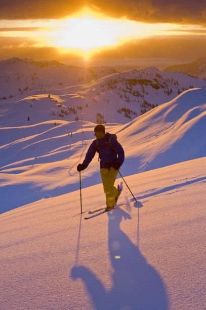 Tiefschnee, Sonne und klirrende Kälte: Der Januar ist der perfekte Monat für einen Skiurlaub
