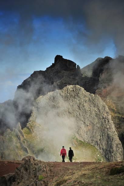 Der Pico do Arieiro ist der dritthöchste Berg auf Madeira