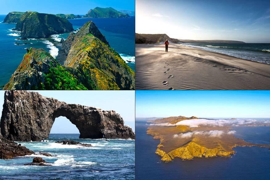 Die verwunschenen Inseln vor Los Angeles, die fast niemand kennt