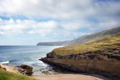 Mit die schönsten Strände der Channel Islands befinden sich auf Santa Rosa Island