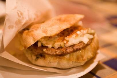 Das ist der serbokratische Burger Pljeskavica