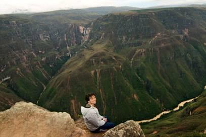 """Auf den Spuren der """"Wolkenmenschen"""": Blick über die Anden in Nordperu"""