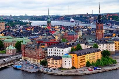 Stockholm ist ein beliebtes Urlaubsziel