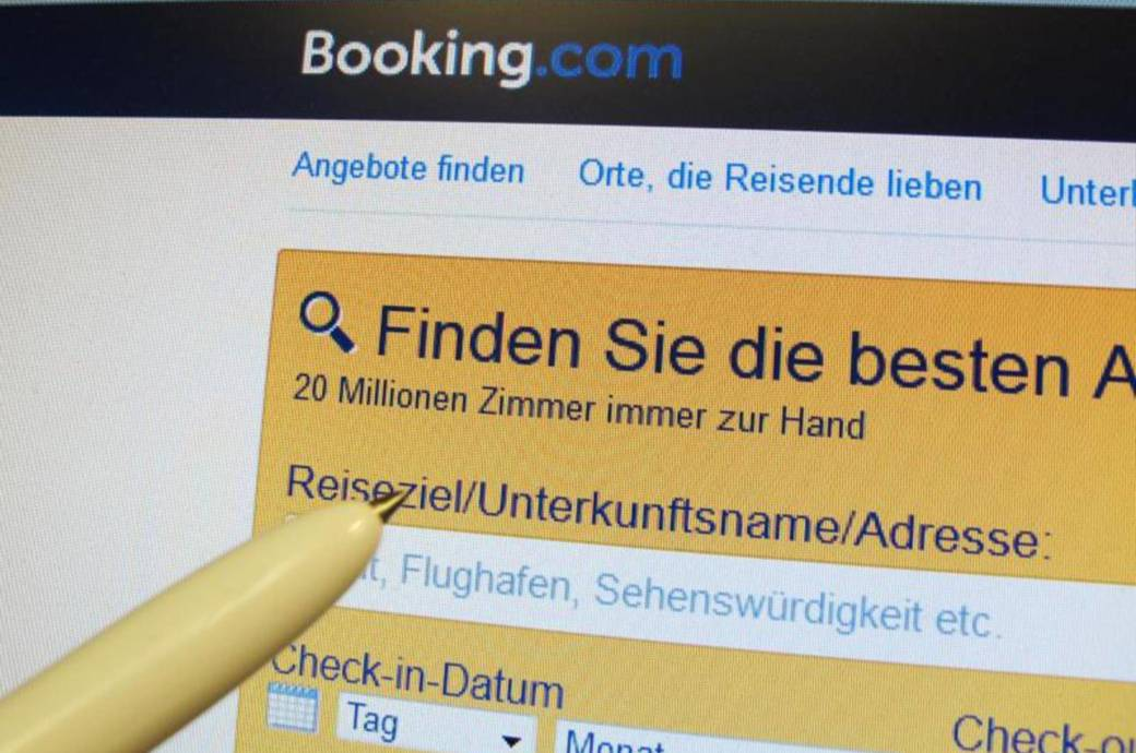 Das Buchungsportal Booking.com wurde jetzt von einem türkischen Gericht abgestraft