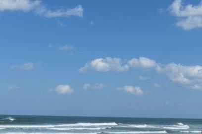 Der New Smyrna Beach in Florida gilt als einer der gefährlichsten Strände der USA