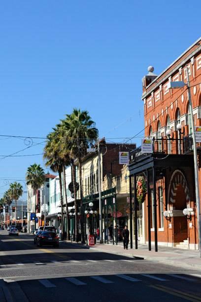 Wurde das Cuban Sandwich hier in Ybor City erfunden?