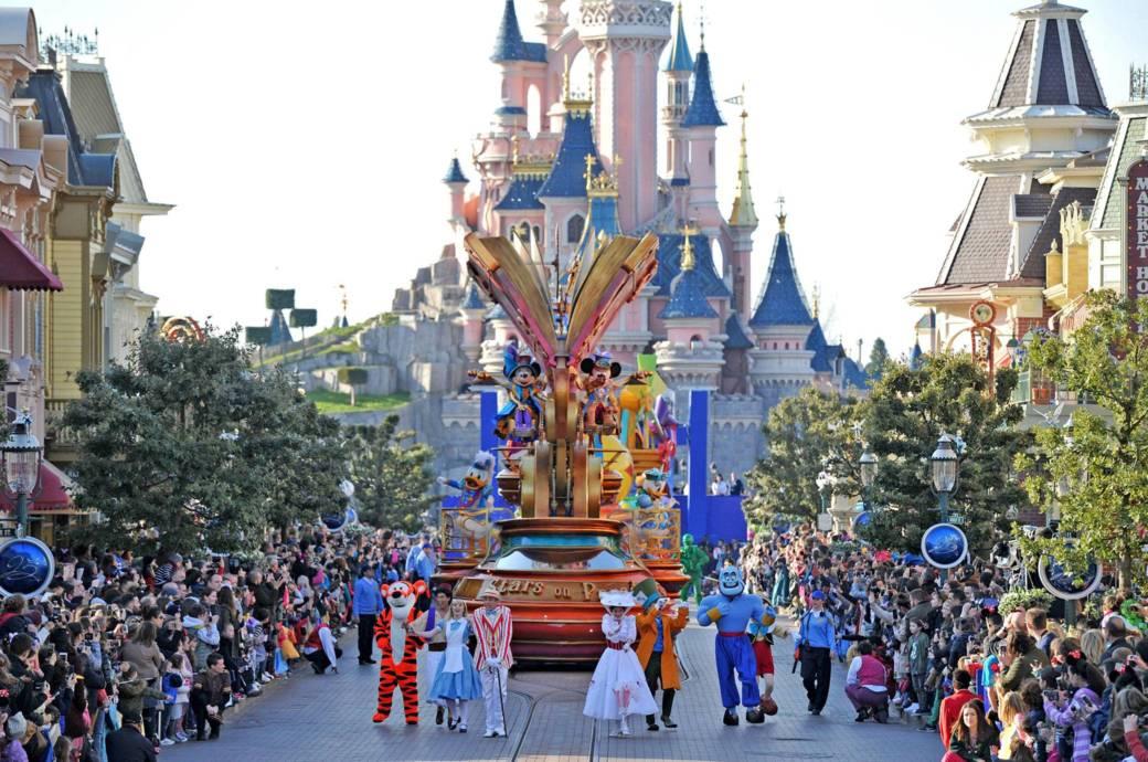 Karte Disneyland Paris Attraktionen.Zum Jubilaum Die Neuen Attraktionen Im Disneyland Paris