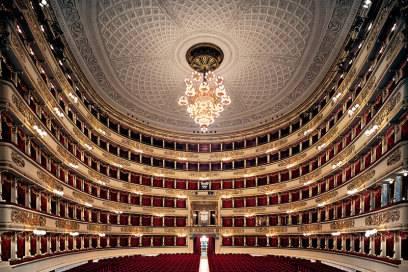 Die Mailänder Scala gehört zu den besten Opernhäusern der Welt