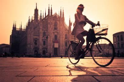 Der Mailänder Dom ist eins der berühmtesten Bauwerke Europas