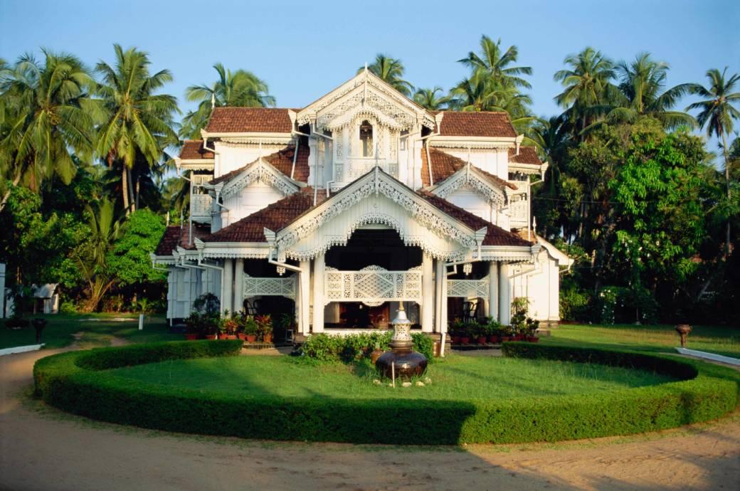 Die vielen Prachtbauten im Kolonialstil machen den besonderen Charme der Insel aus