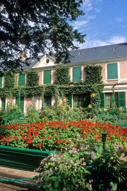 An der Küste der Normandie fanden die Maler des Impressionismus um Claude Monet das perfekte Licht