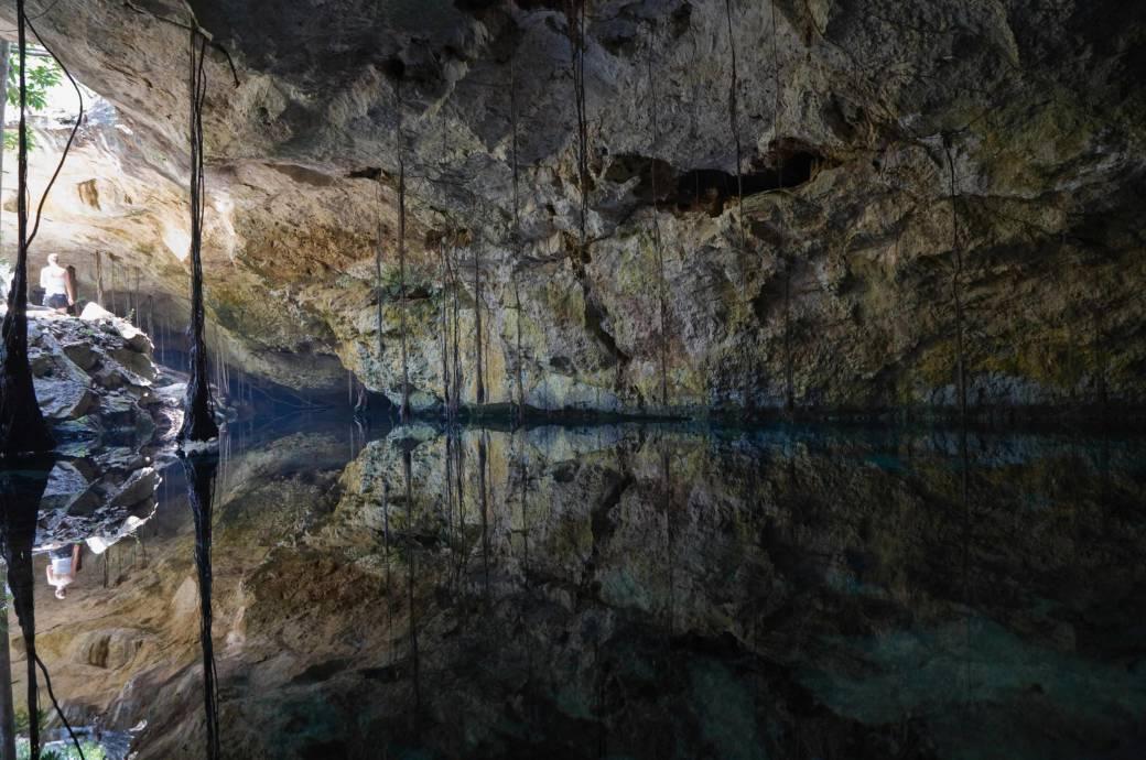 Die geheimen Wasserlöcher der Mayas: Die Cenoten sind so etwas wie die Fenster eines riesigen unterirdischen Gewässersystems