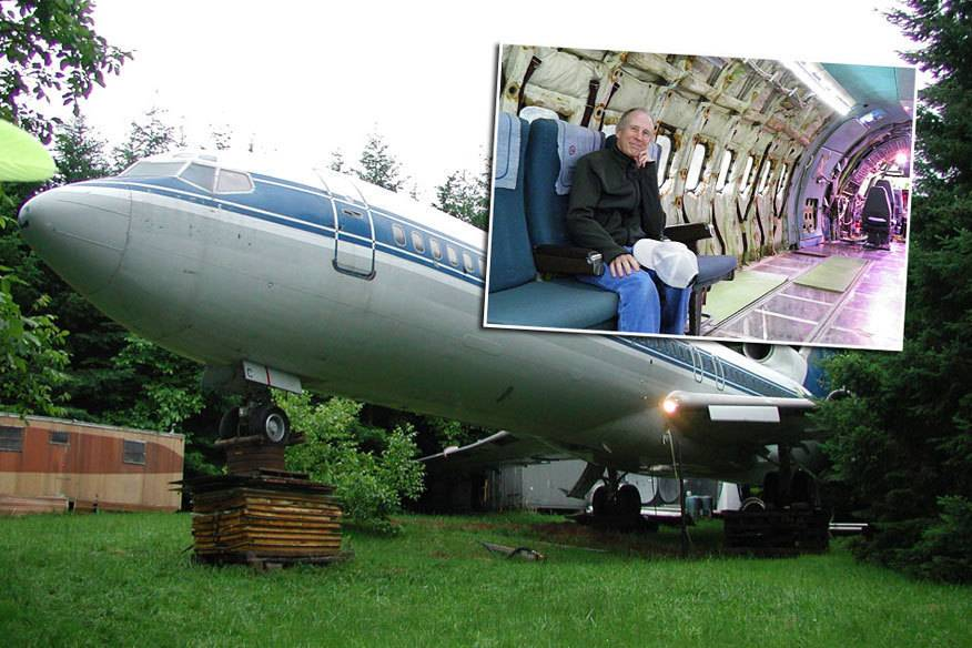 Bruce Campbell hat eine Leidenschaft für Boiengs. So sehr, dass er sich ein ausrangiertes Modell kaufte und darin lebt.