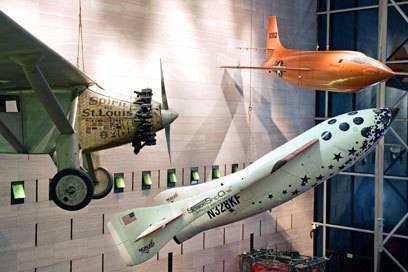 Das National Air and Space Museum ist nur eines von zahlreichen spannenden Museen in Washington DC.