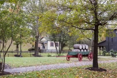 Hochprozentiger Trip: Auf dem Kentucky Bourbon-Trail wandern Whisky-Liebhaber.