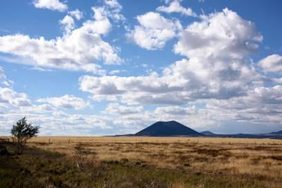 Heißes Abenteuer! Der Krater des Vulkan Capulin ist seit 60.000 Jahren kalt, trotzdem ist das Vulkanklettern ein Nervenkitzel.