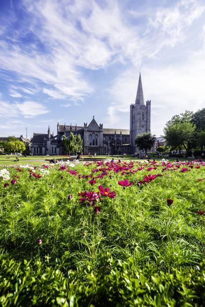 Die St. Patricks Cathedral in Dublin