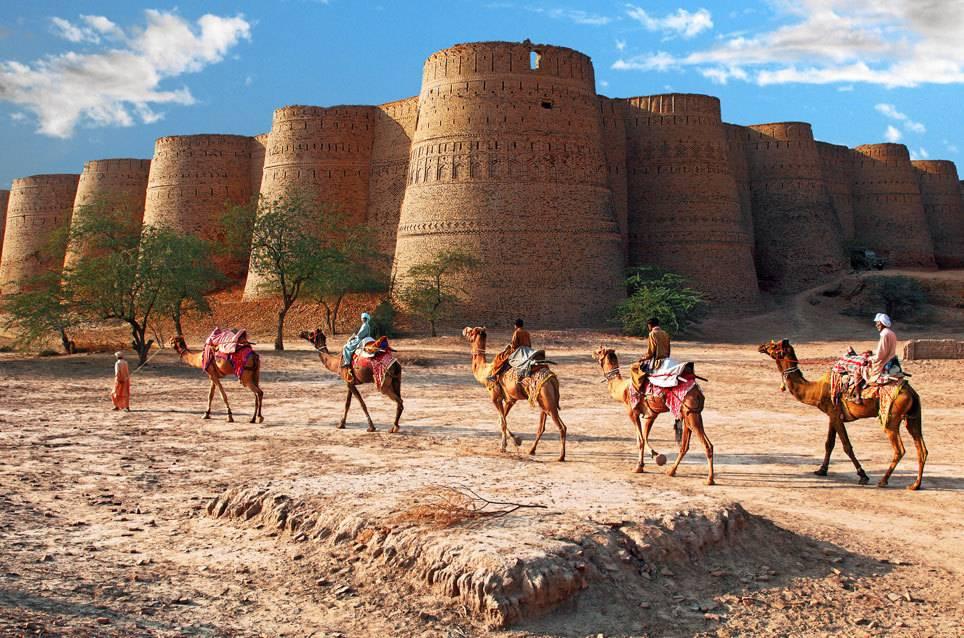 Derawar-Festung, Pakistan