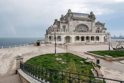 verlassenes casino rumänien