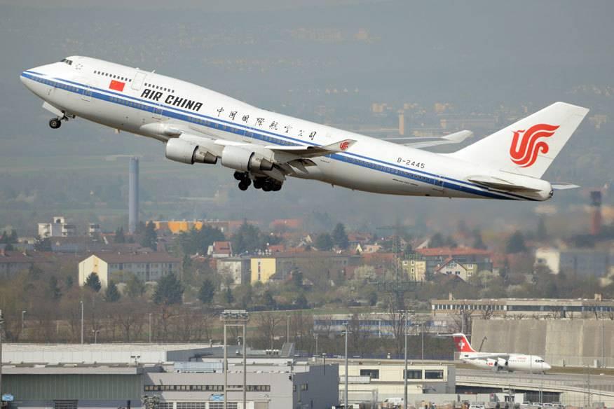 Noch fliegt Air China in Original-Boeings. Doch die Chinesen arbeiten daran, mit eigenen Passagiermaschinen den Himmel zu erobern
