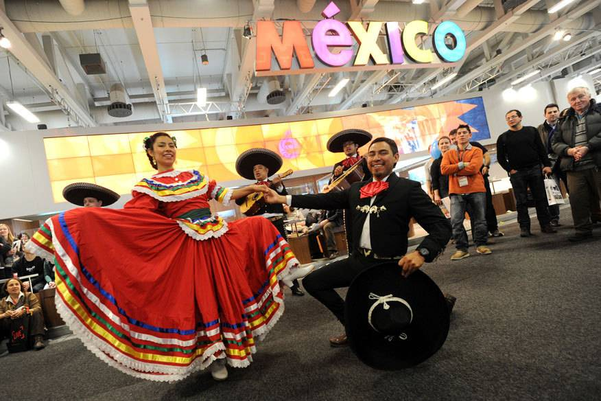 Mexiko ist in diesem Jahr Partnerland auf der ITB. Nach drei Tagen Branchentreff ist die Internationale Tourismus-Börse auch für Privatbesucher geöffnet.