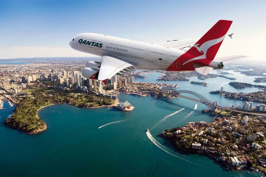 Seit mehr als 60 Jahren keine Zwischenfälle mit Todesopfern: Die australische Airline Qantas ist laut einer neuen Bewertung von Airlineratings.com die sicherste der Welt