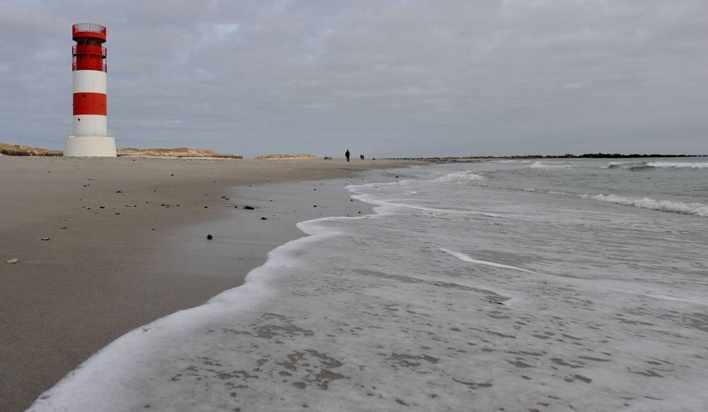 Bade-Düne von Helgolanda
