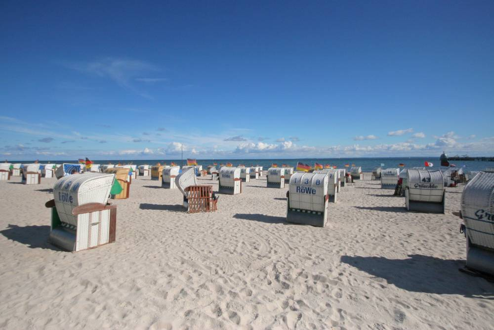 Gršömitz an der Ostsee