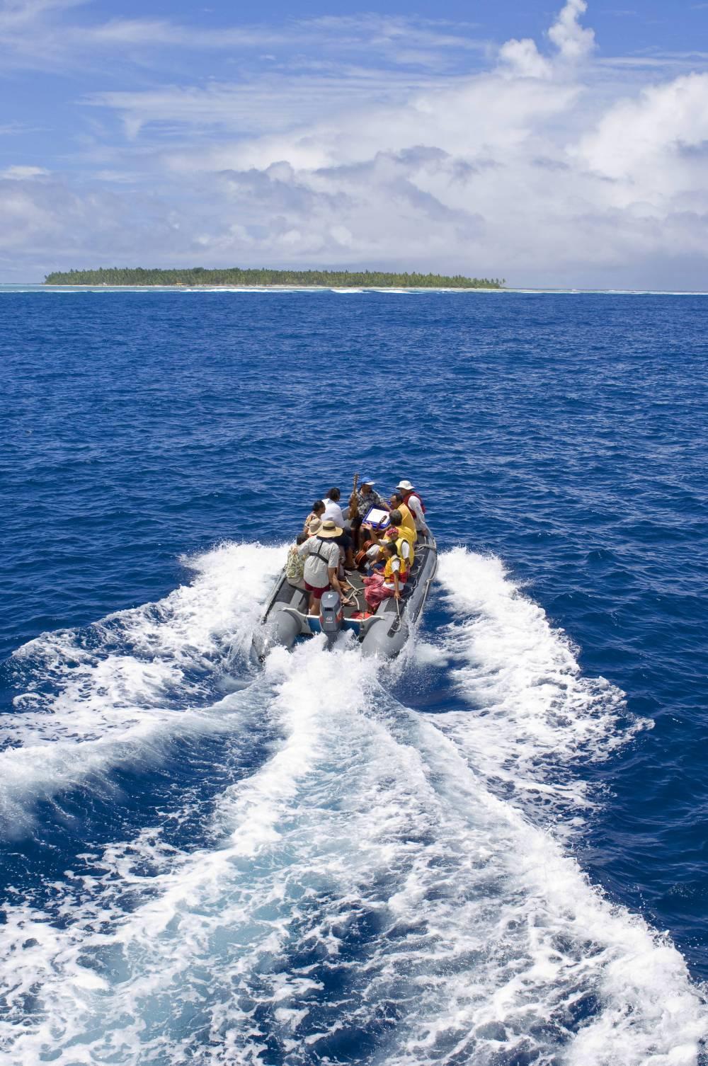 Palmerston auf den Cook-Inseln