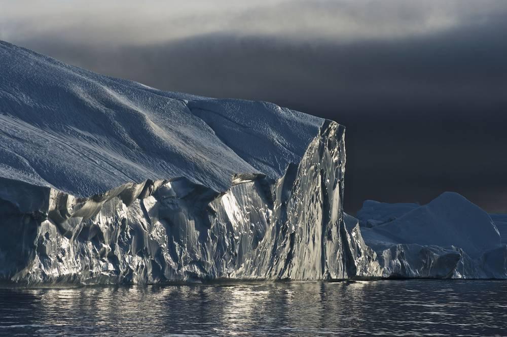 Grönland, Gletscher