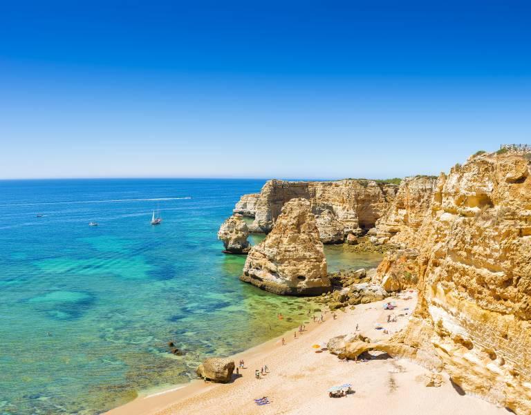 Die 11 schönsten Strände der Algarve