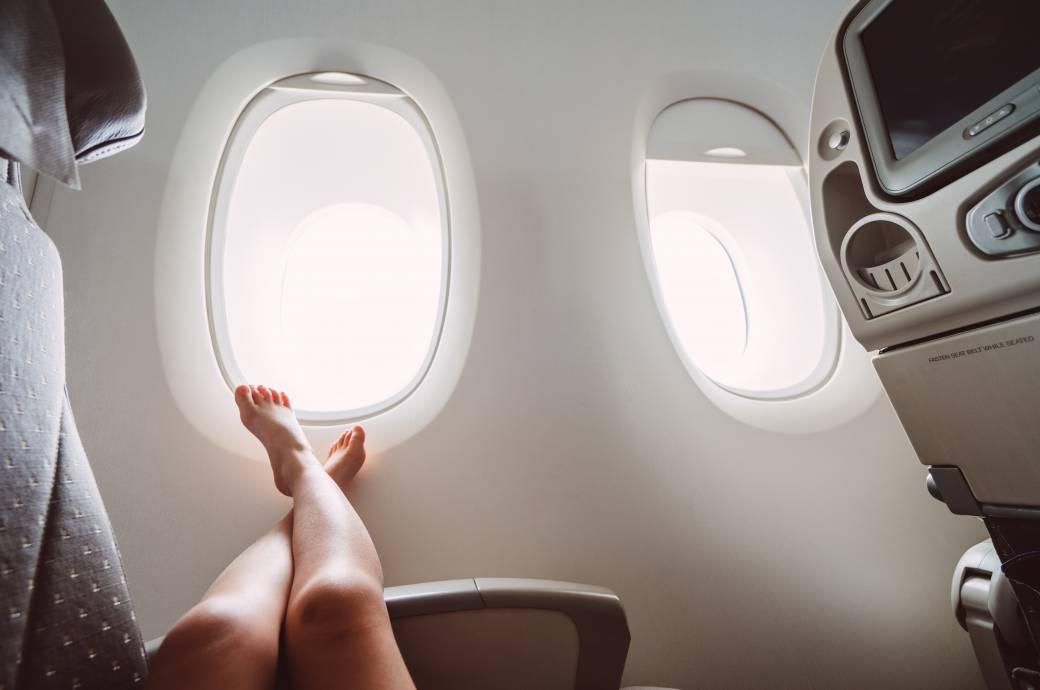 Wichtiger Grund! Darum dürfen Flugzeugfenster niemals eckig sein!