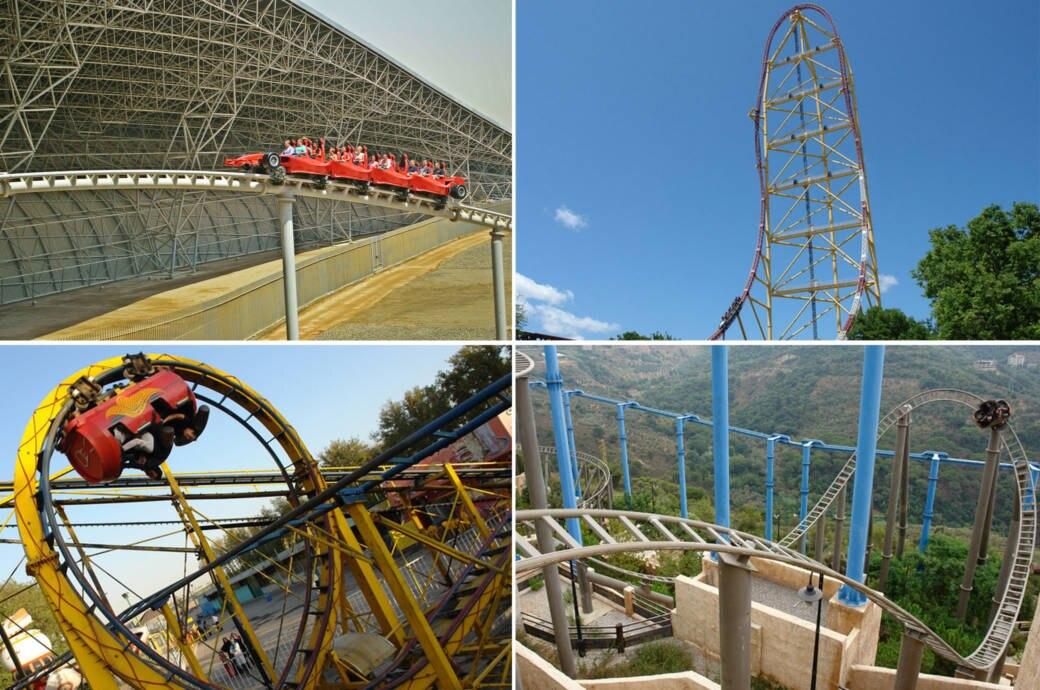 Theme Park Guy: »Das sind die 7 krassesten Achterbahnen der Welt